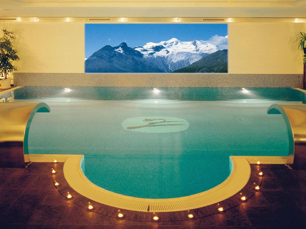 Wellness - Wellnessoase Zurbriggen